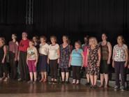 """Tanzgruppe bei """"Eine Stadt tanzt"""""""